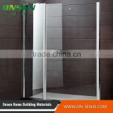 Walk-in shower screen