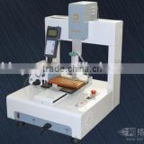 SMT factory audit bench top automatic mobile phone hot melt epoxy dispensing machine -YSATM-3L