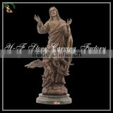 Antique Bronze,Brass,Cast Iron Metal Jesus Statues