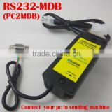 MDB Cashless payment adapter / Connect PC to existing vending machine / Bill acceptor