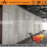 New Building Construction Materials Lightweight Fireproof Decorative Wall Covering Panels