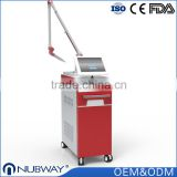 3 Types of Wavelength 532nm 1064nm 1320nm pigments removal q-switch nd yag laser tattoo removal