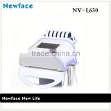 NV-L650 2017 beauty equipment fat burning equipment body shaping equipment for beauty salon