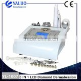 Portable microdermabrasion machine / diamond peel machine/ hydra microdermabrasion machine facial spa