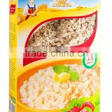 "Oat flakes ""Hercules"" requiring cooking"
