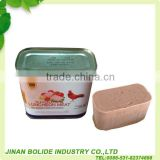 340g luncheon chicken meat in halal