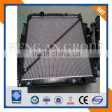 Aluminum heavy duty Truck Radiator for MERCEDEZ BENZ ACTORS