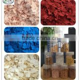 Metallic Epoxy Floor Color Flakes for Granite Paint