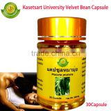 fast effect Thailand herbal extract/natural 99%L-dopa/velvet bean capsule for treat premature ejaculation