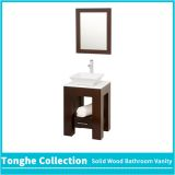 Brown Wood Bathroom Vanity