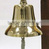 Nautical ship bell / Ship brass bell / Metal bells / Ship Bells / Nautical Brass Bell / Brass Bell