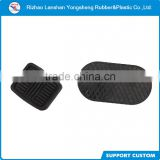Good quality rubber motorcycle parts foot pegs / rest