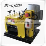 Copper wire stripping machine/ electric wire recycling machine in cable making equipment (MT-006)