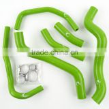 Green Silicone Radiator Hose For W / Clamps Honda CB1300SF 03-13 04 05 06 07 08