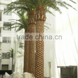 fake tree wholesale plastic indoor/outdoor hot sale factory decoration artificial palm tree