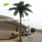 GNW APM019 Fake Coconut Artificial Palm Tree with UV green leaf for park decoration hot sell