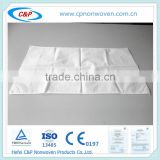 disposable bed sheets for hospital in roll/bed sheets manufacturers in china/pillowcase for hospital