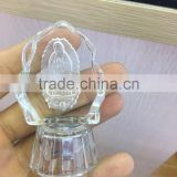 Wholesale Glitta Fashion wedding gifts for guests Christianity Jesus Christian crystal gift wedding favors JC-CC-01