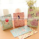 Birthday Party Gift Bag Stationery Gift Wedding Favors Wedding floral Flower Shop Zakka Package Packaging Packing Bags