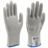 Seeway Cut Level 5 Stainless Steel Work Gloves for Butcher Meat Cutting Safety