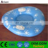 Factory OEM inflatable ski board inflatable snow tube Inflatable water ski board with handles