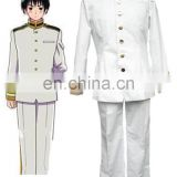 Sunshine-Axis Powers Hetalia Japan Kiku Honda Uniform Anime Cosplay Costume