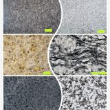 G602 G603 G664 687 G562 G623 654 682 684 pearl white wave white Granite wholesale Yellow pink Black Grey Granite Tile