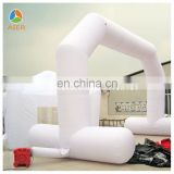 Commercial equipment inflatable advertising arch