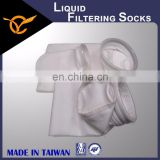 Hydrolysis Resistant High Strength Polyester Liquid Filtering Socks