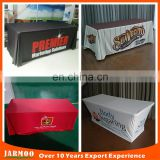 polyester promotion spandex party table cover