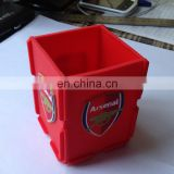 silicone rubber pencil holder