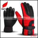 Factory supply windproof and waterproof e touch sport winter gloves