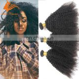 Angel Hair Products Kenya Human Hair Weave Extensions Afro Kinky Curly Style Bundles Online Sales