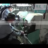 Brass auto parts sanitaryware parts industrial surface buffing machine