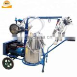 Goat milking machine / cow milking machine for milking cow