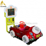 Best Selling Coin Operated Kids Entertainment Motor Racing Arcade Game Machine