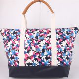 Ladies Fashion Tote Bag Women Travel Handbag