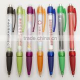 advertising banner pen pull out banner pen promotional pen with pull out paper