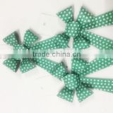 Newest Green PVC Butterfly Pull Bow P1018492 For Gift Wrap/Butterfly Shaped PVC Metallic Confetti With 1.5 cm in Diameter