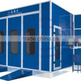 Spray paint room WLD6100, car body paint spray booth, Auto Painting Oven                                                                         Quality Choice