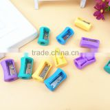 Hot hot spot for children school supplies pencil sharpener pencil sharpeners wholesale Mini Manual