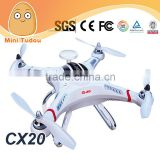 CX-20 With Camera GPS Quadcopter With HD Camera CX 20 AUTO-Pathfinder GPS Control Quadcopter Smart Drone RC Quad Copter