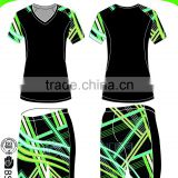 New Womens Compression Under Base Layer Gear Tight Wear compression Pant and Shorts Set