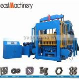 Hot selling interlocking stabilized soil electric block machine concrete hollow block machine in philippines