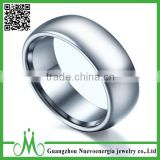 High quality special ring design hottest tungsten ring class ring fashion jewelry men's silver rings