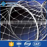 Alibaba Cold Galvanized Steel wire rope net as rockfall barrier