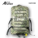 Multicam Camo Molle System Mountain Backpack With Hydration Purpose