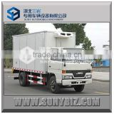IVECO small seafood freezer box trucks vehicle for sale
