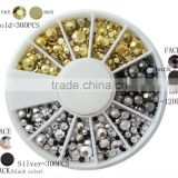 R-119 Nail Art ,2014 Hot Sell nail art;crystal stones,Professional Nail Beauty,Nail Rhinestones