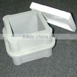 150*150*150 mm Polyurethane Concrete Cube Test Mould